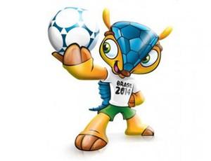 Fuleco Mascot