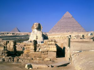 The Great Pyramid of Giza, Egypt (honorary wonder)